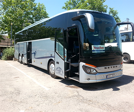 Haga Buss & Taxi AB